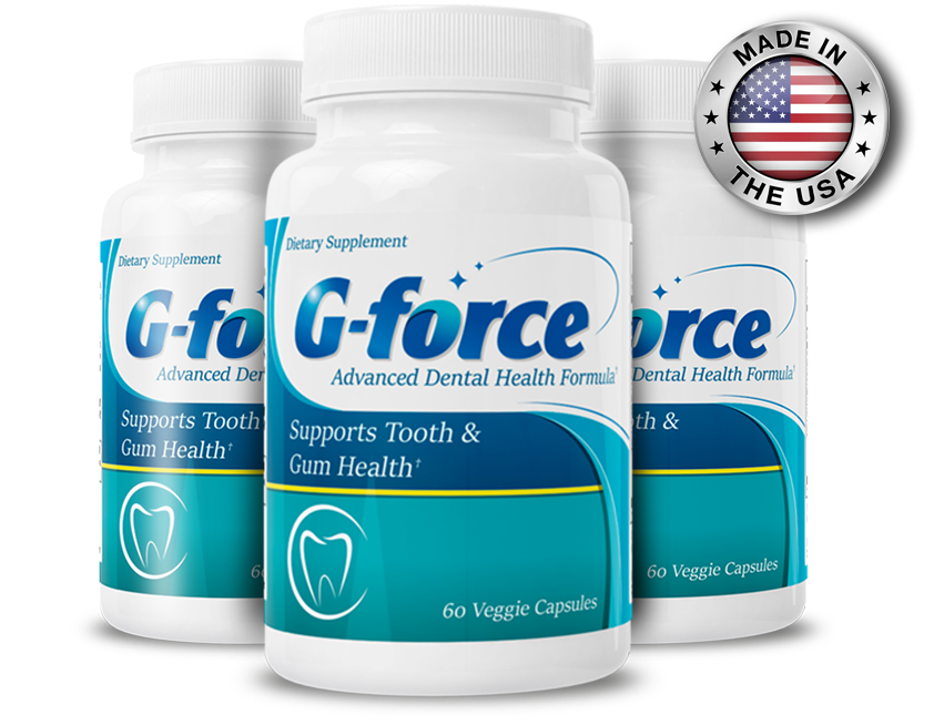 Wristwatch - G-Force Powerful Dental Health Formula - Please Watch the Video Before Purchasing